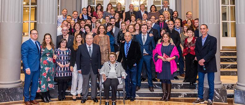HERCO celebra su 50 aniversario en familia