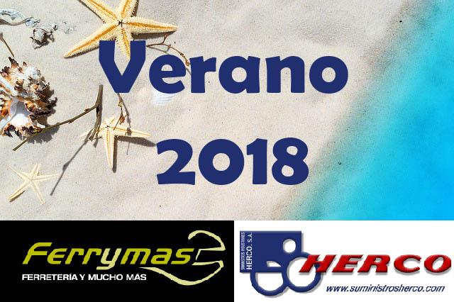 Campaña verano 2018 en Herco