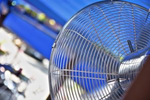 Ventiladores y aires acondicionales