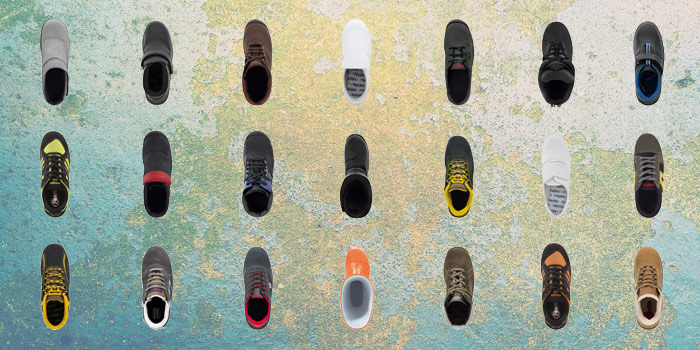 Elegir correctamente tu calzado de seguridad