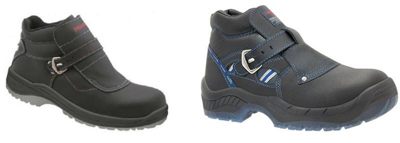 Qué calzado de seguridad Panter elegir