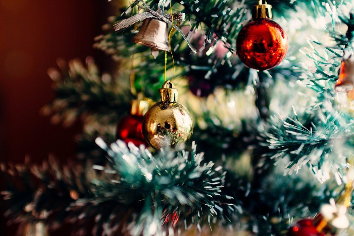 Decoración navideña en empresas