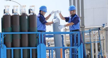 Nuevo denominación de gases Air Liquide