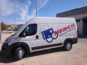 Sistema de logistica APP de Herco
