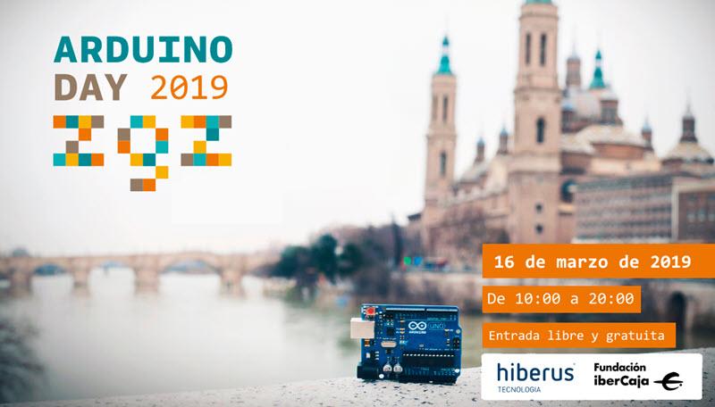 Herco participa en el Arduino Day 2019