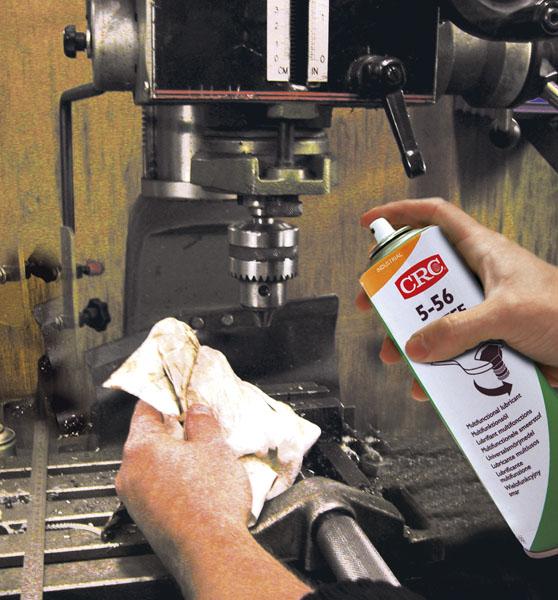 CRC mantenimiento del sector plásticos