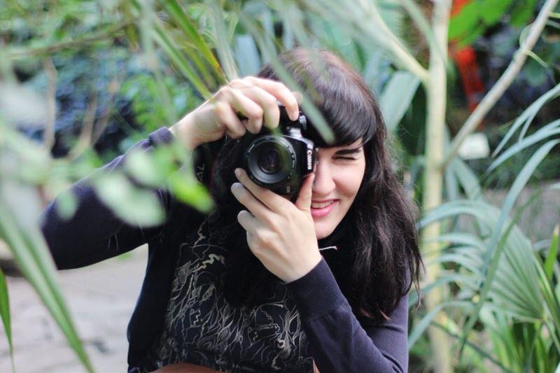 Concurso fotográfico de Jardín en Herco