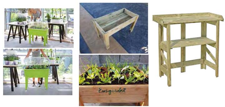 Ideas para tu jardín y terraza