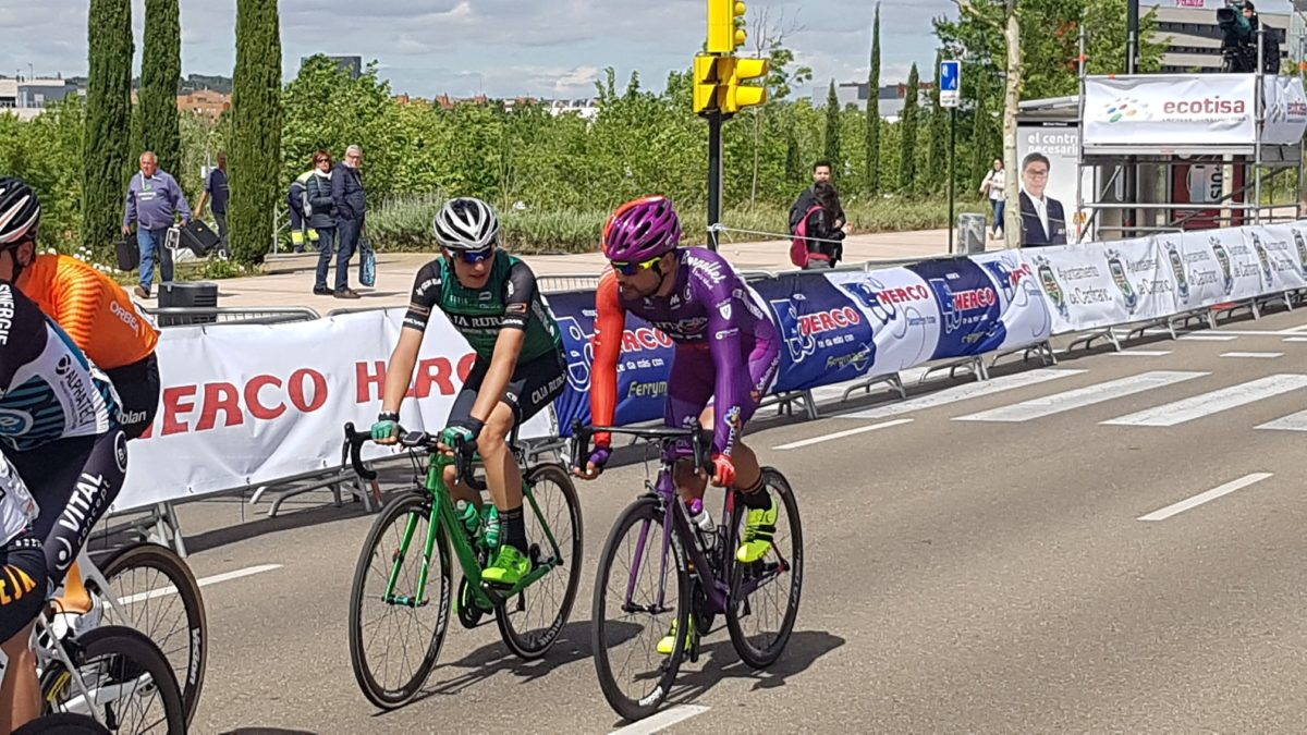 Vuelta Aragón 2019 y Suministros Herco