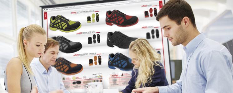 Consejos sobre tu calzado de seguridad para cuidar tus pies