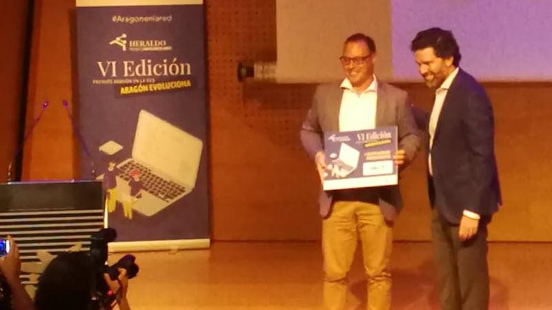 Premios Aragón en la Red
