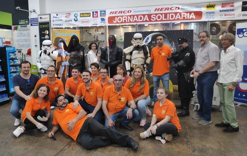 Éxito solidario en la VI Jornada DonaMédula Aragón