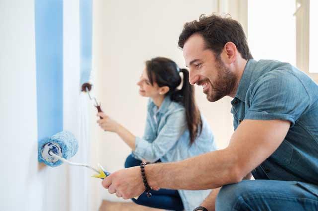 Ideas para pintar y decorar sin salir de casa